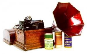 Edison Amberol 3